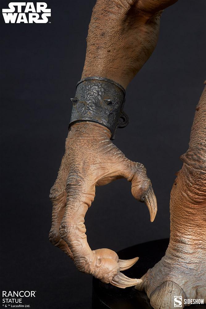 Rancor Statue (2021) - Star Wars - Sideshow Rancor28