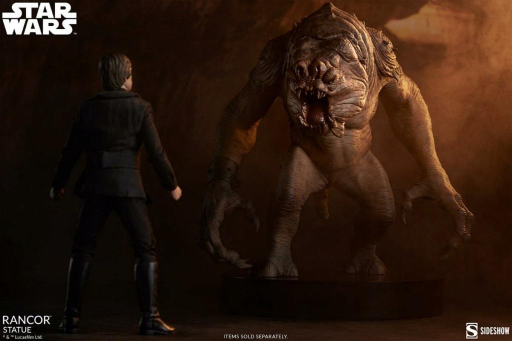 Rancor Statue (2021) - Star Wars - Sideshow Rancor33