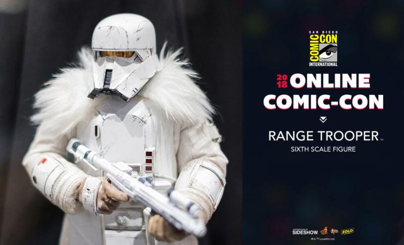 Hot Toys - Star Wars Range Trooper Sixth Scale Figure Ranget10