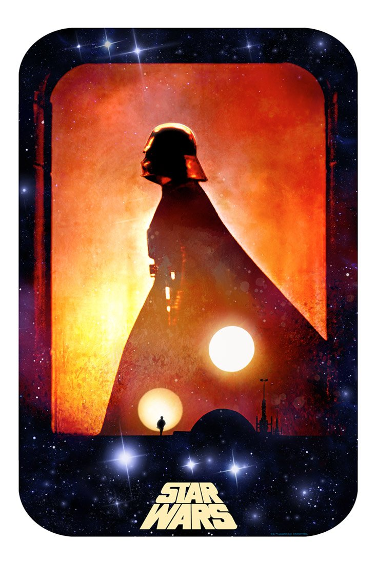 Rebel Dawn - Star Wars  A New Hope - ACME / Dark Ink Rebel_10