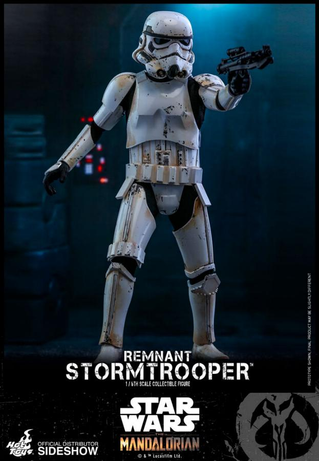 Remnant Stormtrooper Sixth Scale Figure - Hot Toys Remnan10