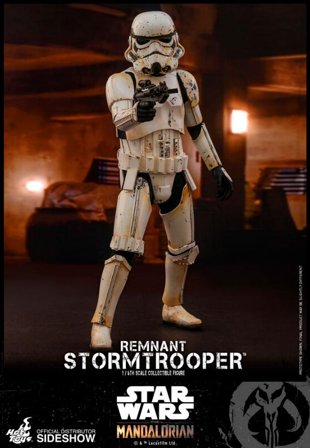 Remnant Stormtrooper Sixth Scale Figure - Hot Toys Remnan11