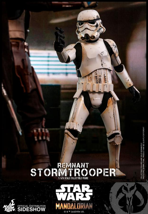 Remnant Stormtrooper Sixth Scale Figure - Hot Toys Remnan12