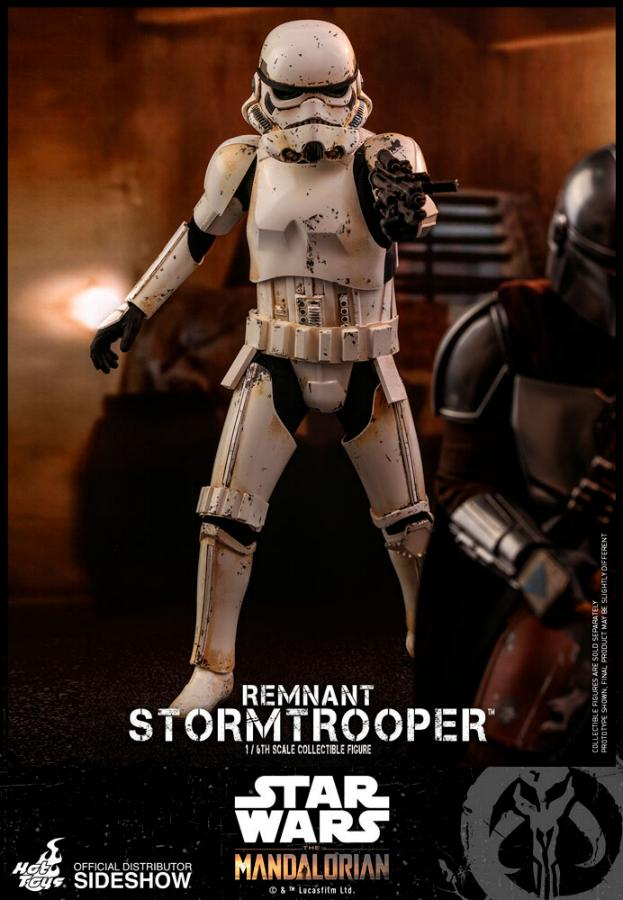 Remnant Stormtrooper Sixth Scale Figure - Hot Toys Remnan13