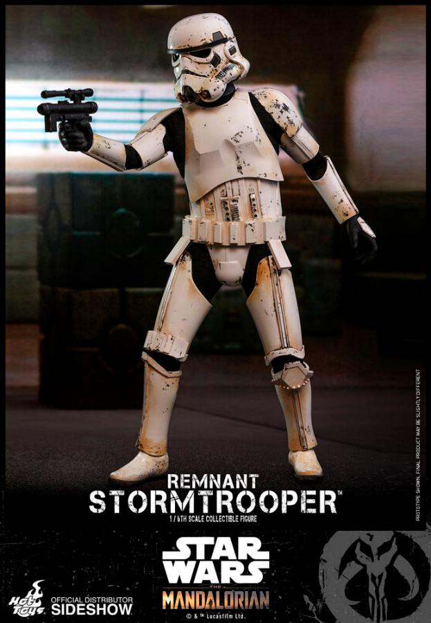 Remnant Stormtrooper Sixth Scale Figure - Hot Toys Remnan14