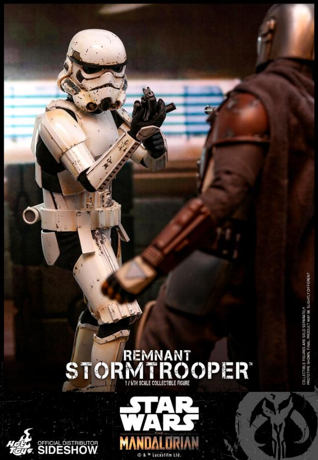 Remnant Stormtrooper Sixth Scale Figure - Hot Toys Remnan15