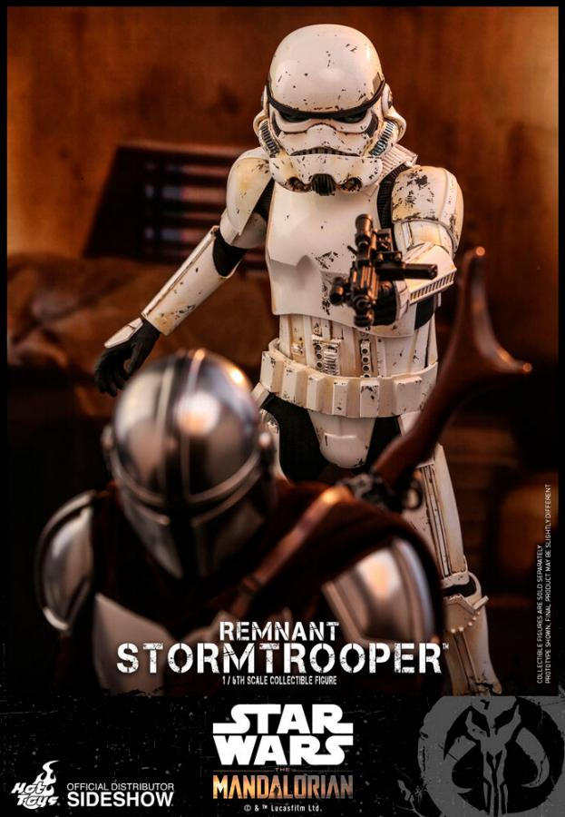 Remnant Stormtrooper Sixth Scale Figure - Hot Toys Remnan16
