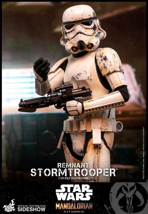 Remnant Stormtrooper Sixth Scale Figure - Hot Toys Remnan17