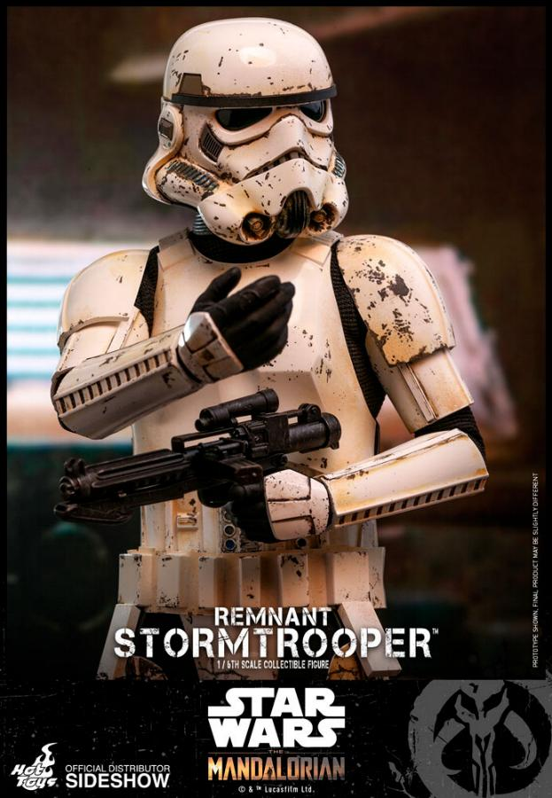 Remnant Stormtrooper Sixth Scale Figure - Hot Toys Remnan18