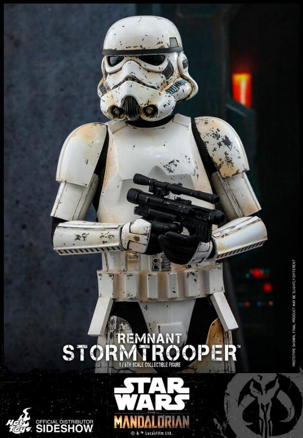 Remnant Stormtrooper Sixth Scale Figure - Hot Toys Remnan19