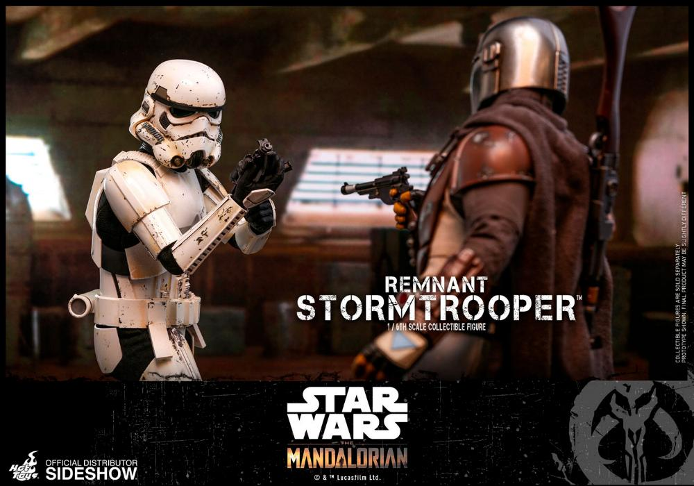 Remnant Stormtrooper Sixth Scale Figure - Hot Toys Remnan20