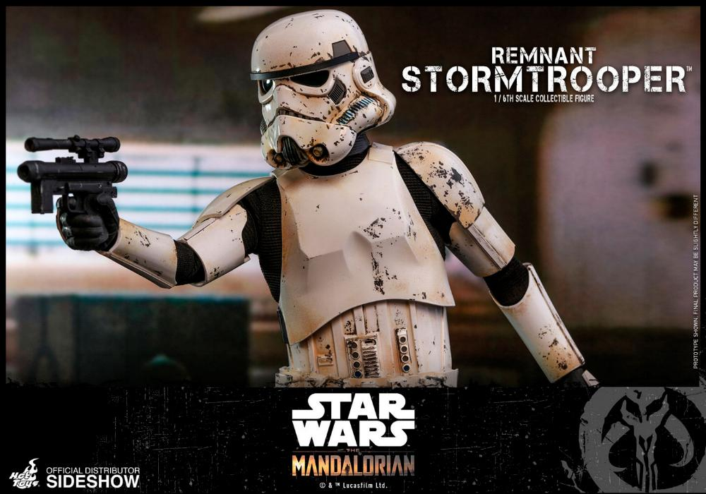 Remnant Stormtrooper Sixth Scale Figure - Hot Toys Remnan21