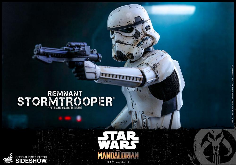 Remnant Stormtrooper Sixth Scale Figure - Hot Toys Remnan22