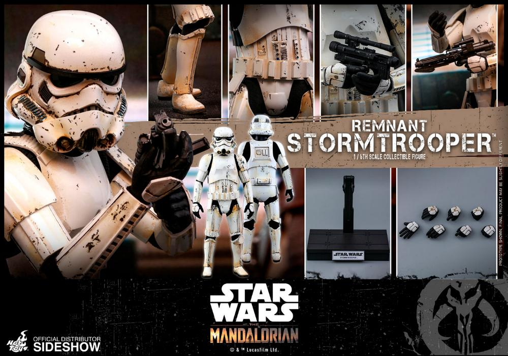 Remnant Stormtrooper Sixth Scale Figure - Hot Toys Remnan23