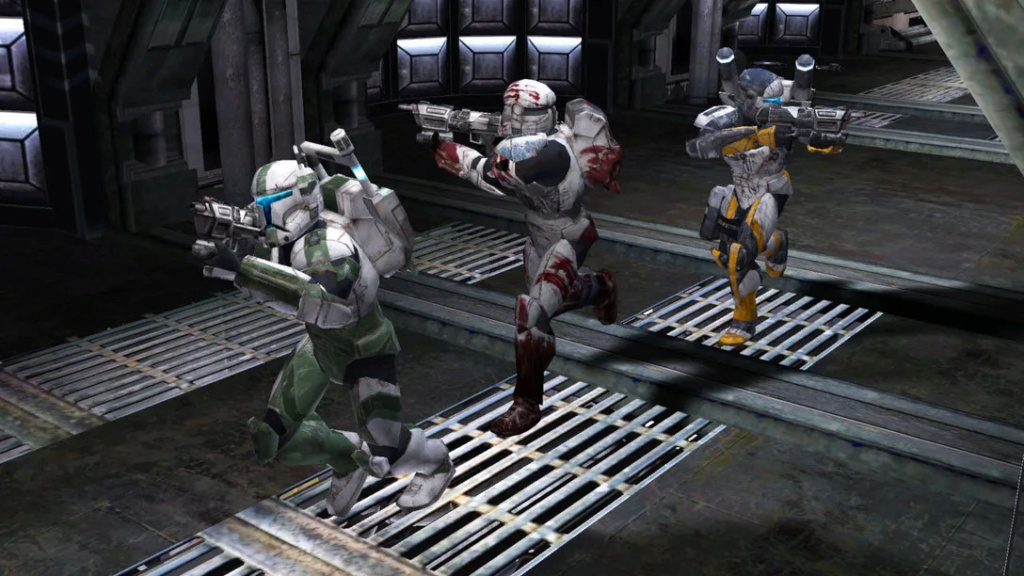 Consoles - Star Wars : Republic Commando Rep_co10