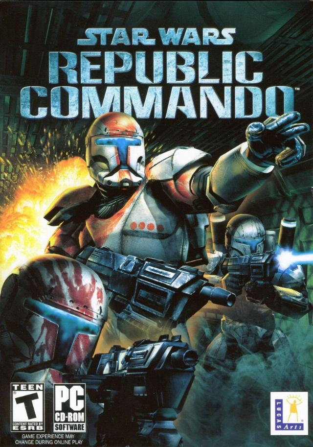 Consoles - Star Wars : Republic Commando Republ10