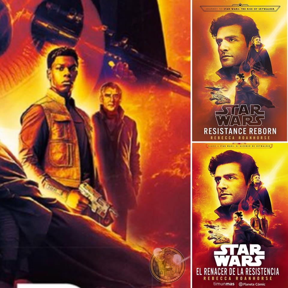 9 - Les RUMEURS de Star Wars IX - The Rise Of Skywalker - Page 3 Resist11