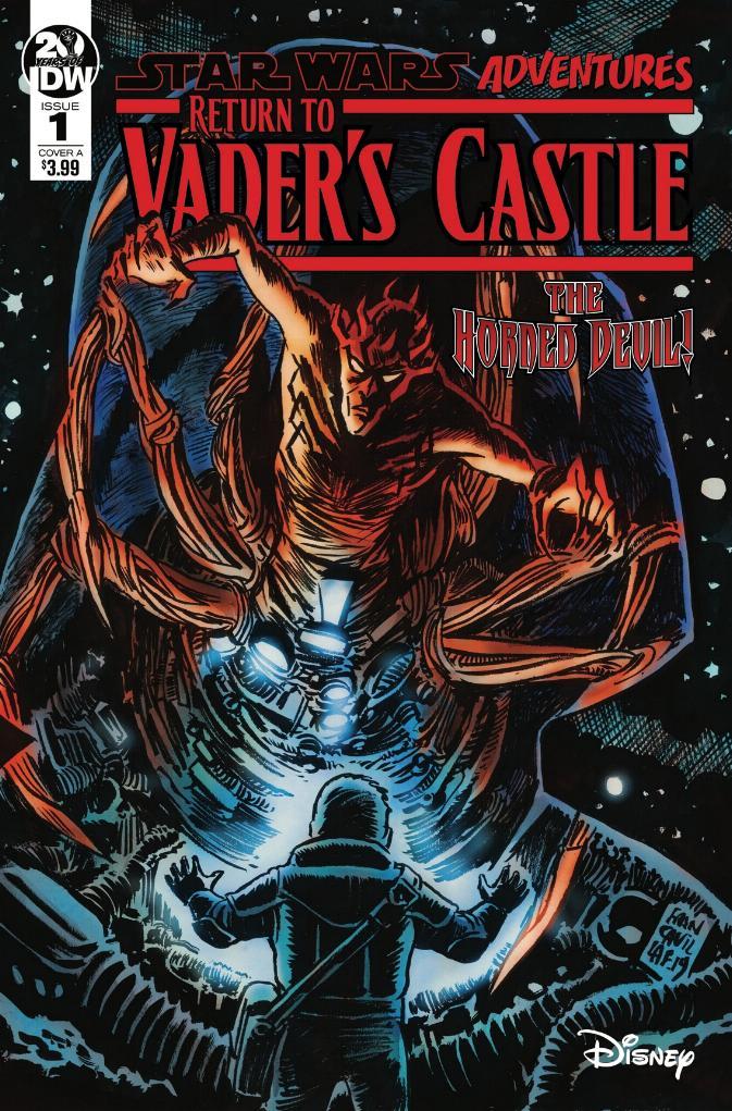 Star Wars Adventures: Return to Vader's Castle - IDW Return10