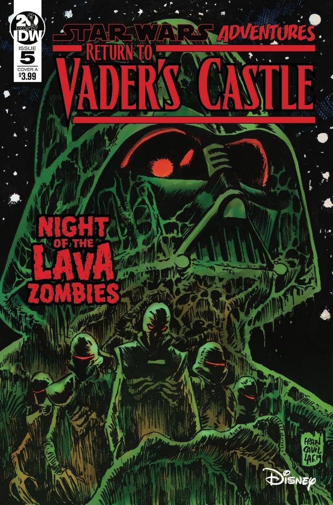 Star Wars Adventures: Return to Vader's Castle - IDW Return14