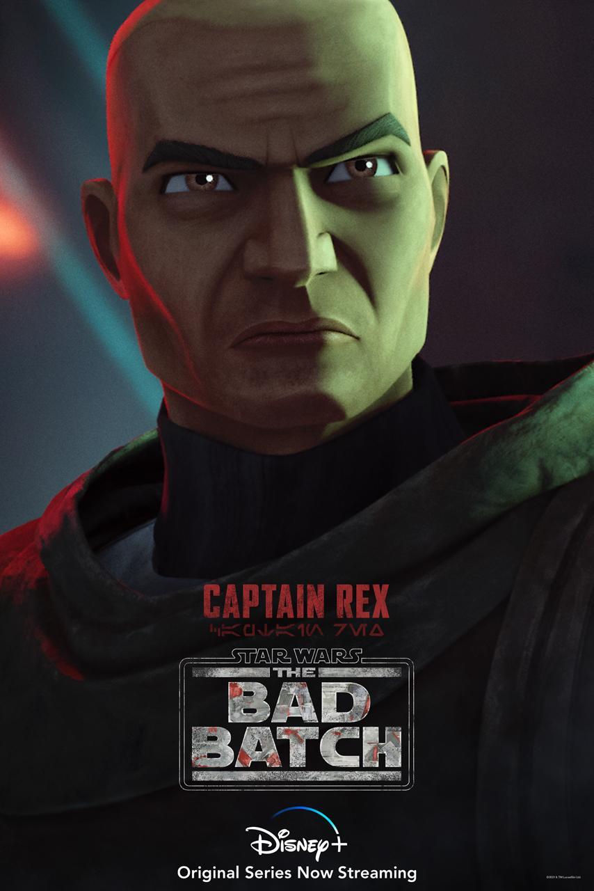 Star Wars The Bad Batch : Les NOUVELLES de la série - Page 2 Rex10