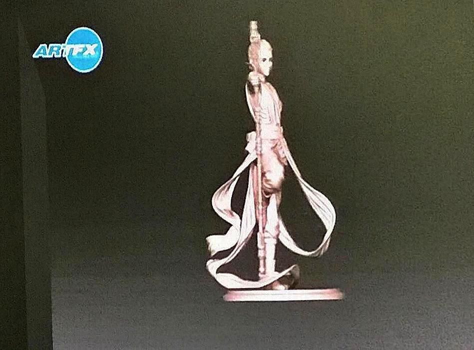 Rey Descendant Of Light - ARTFX Artist Serie - Kotobukiya Rey_de14