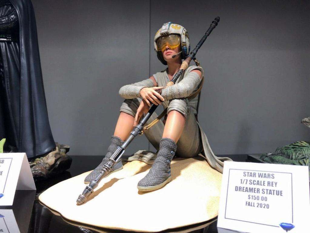 Star Wars Rey Dreamer Statue Statue - 1/7 Scale Rey_dr10