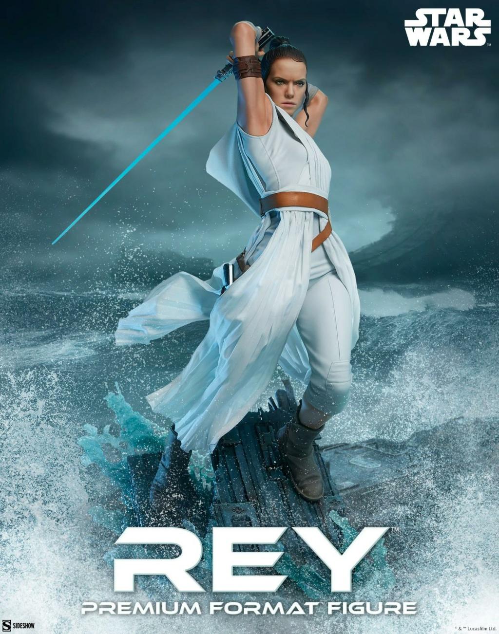 Rey Premium Format Figure - Sideshow Rey_pf10