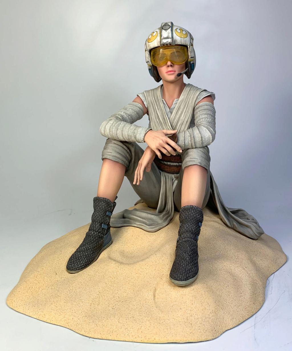 Star Wars Rey Dreamer Statue Statue - 1/7 Scale Reydre12