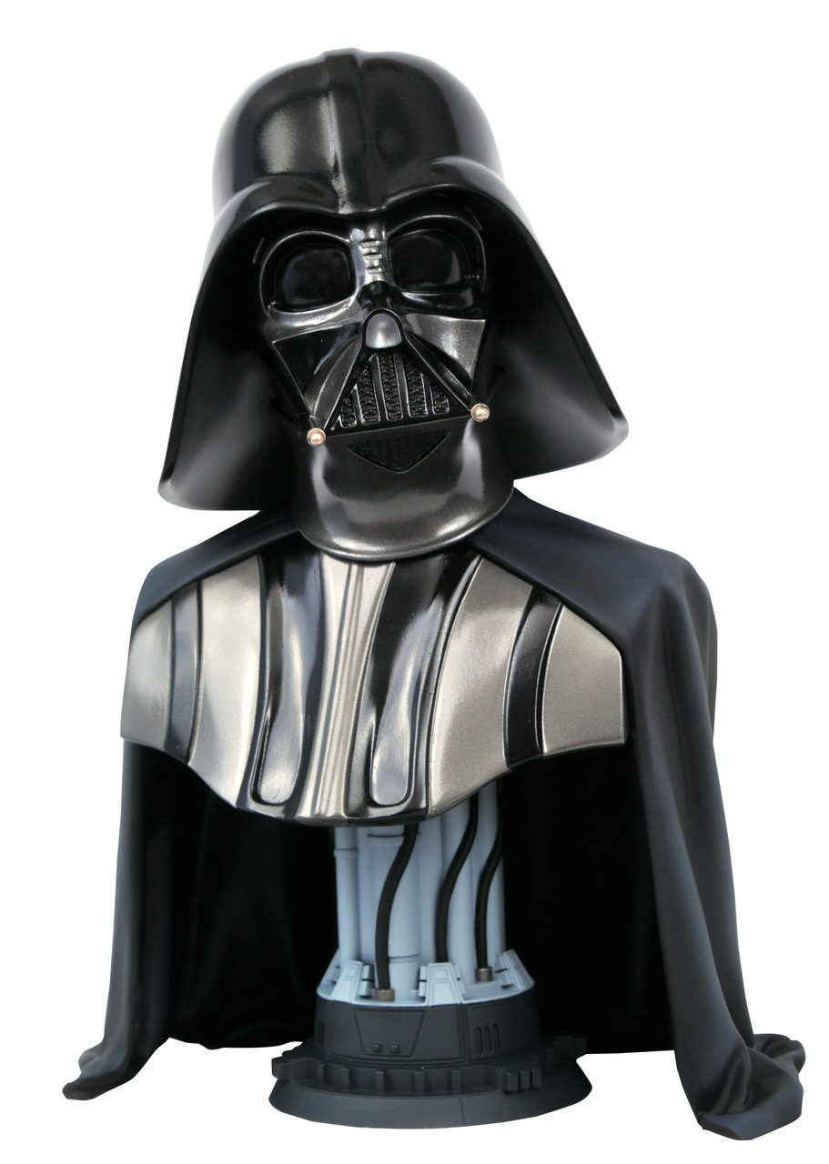 Darth Vader Legends in 3-Dimensions Bust - Gentle Giant Rgb_1710