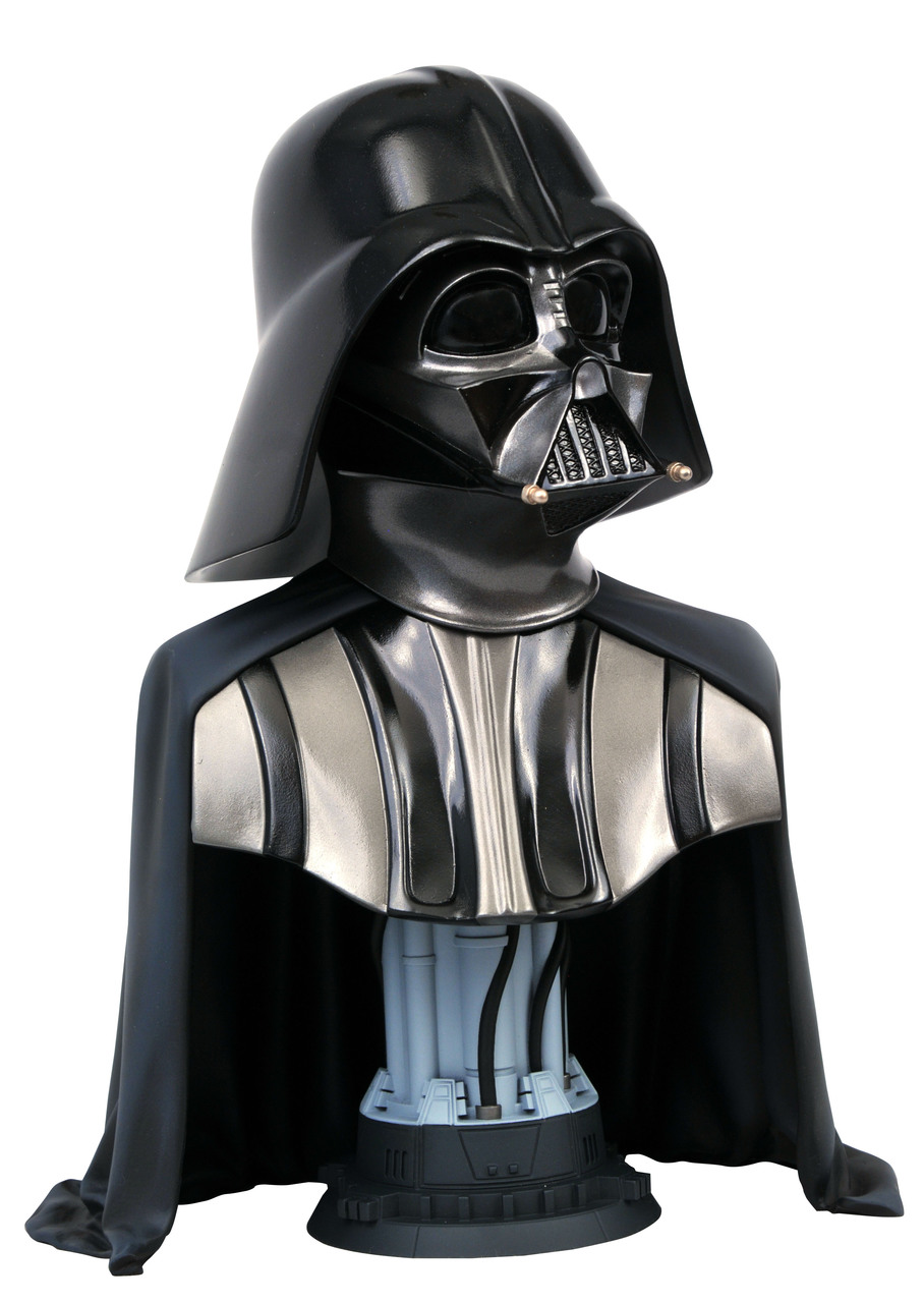 Darth Vader Legends in 3-Dimensions Bust - Gentle Giant Rgb_1711