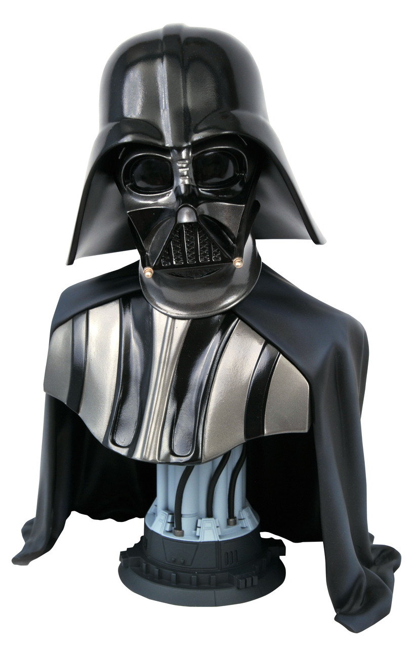 Darth Vader Legends in 3-Dimensions Bust - Gentle Giant Rgb_1712