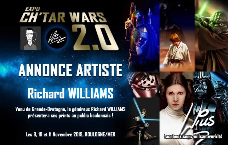 Expo CH'TAR WARS 2.0 Du 09 au 11 Novembre 2019 Richar11
