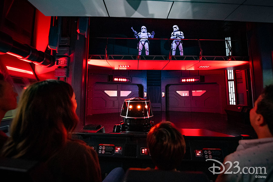Star Wars Rise of the Resistance - Star Wars: Galaxy's Edge Rise_t26