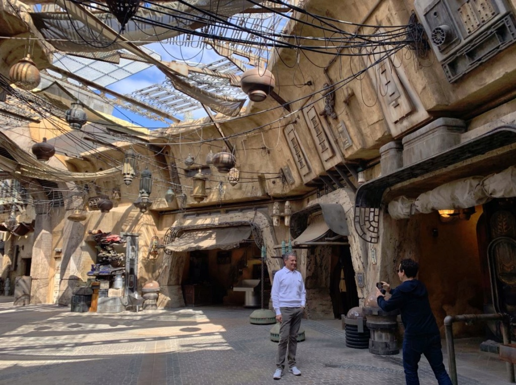 Les news Disney Star Wars: Galaxy's Edge aux Etats Unis (US) - Page 6 Robert10