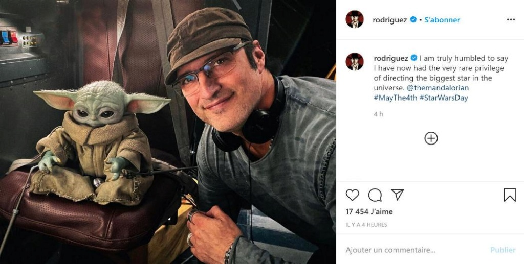 Les NEWS de la saison 2 de Star Wars The Mandalorian  Rodrig10
