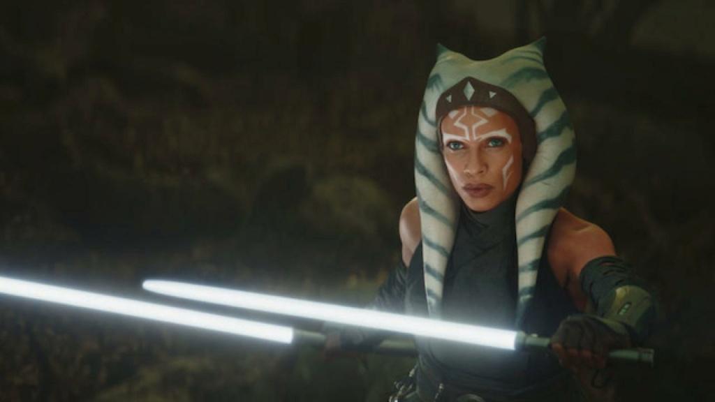 Star Wars Ahsoka : Les NOUVELLES de la série Disney+  Rosari14