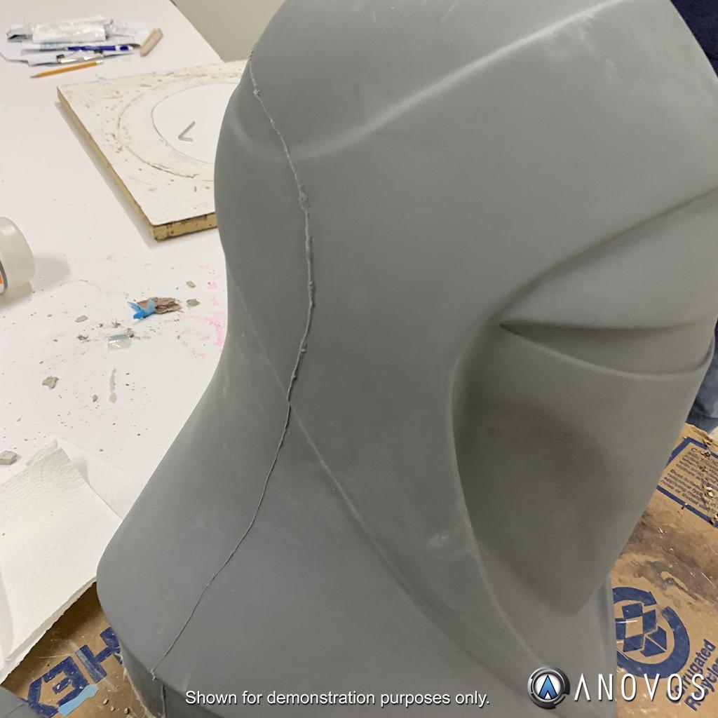 Imperial Royal Guard Helmet Accessory Star Wars ANOVOS - USA Royal-19
