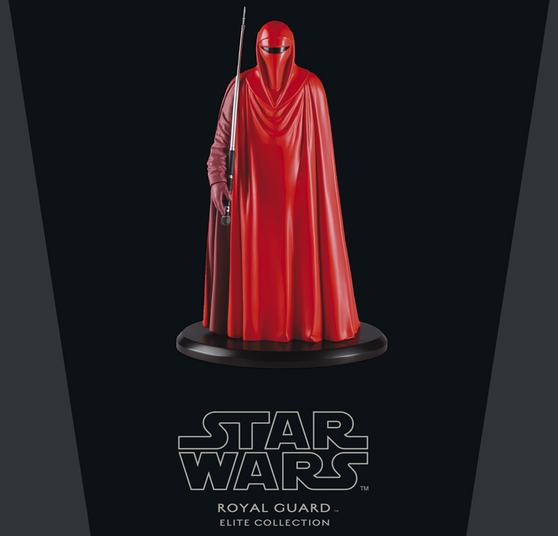 ATTAKUS - Star Wars Elite Collection 1/10 Royal Guard Statue Royal_11
