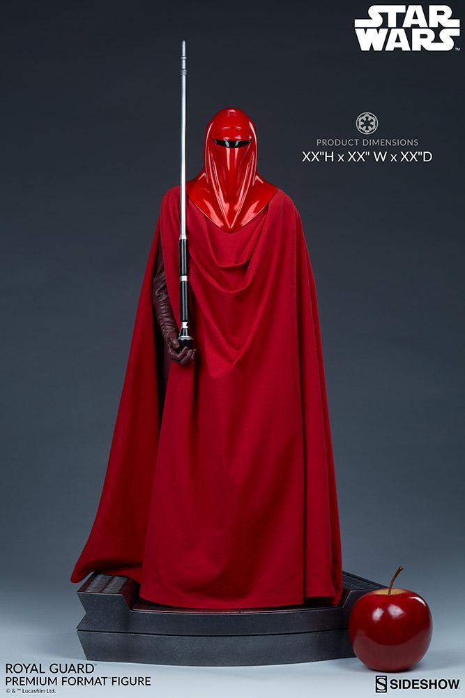 Royal Guard Premium Format Figure - Sideshow (2020) Royalg14