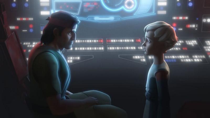 Star Wars The Bad Batch - Guide des Episodes de la Saison 01 S01e0212