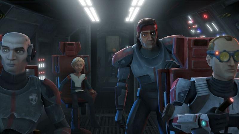 Star Wars The Bad Batch - Guide des Episodes de la Saison 01 S01e0312