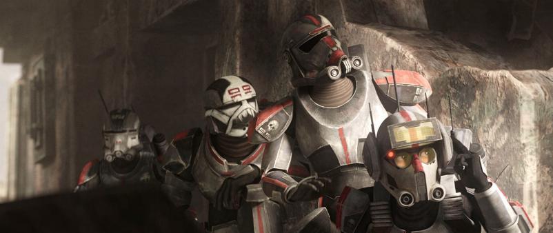 Star Wars The Bad Batch - Guide des Episodes de la Saison 01 S01e0512