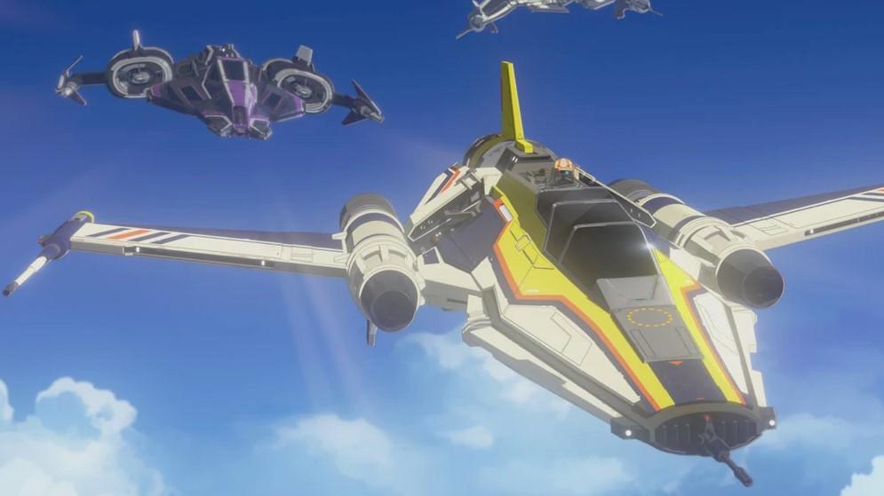 STAR WARS RESISTANCE SAISON 1 EPISODES 01 - 11 S01e0811