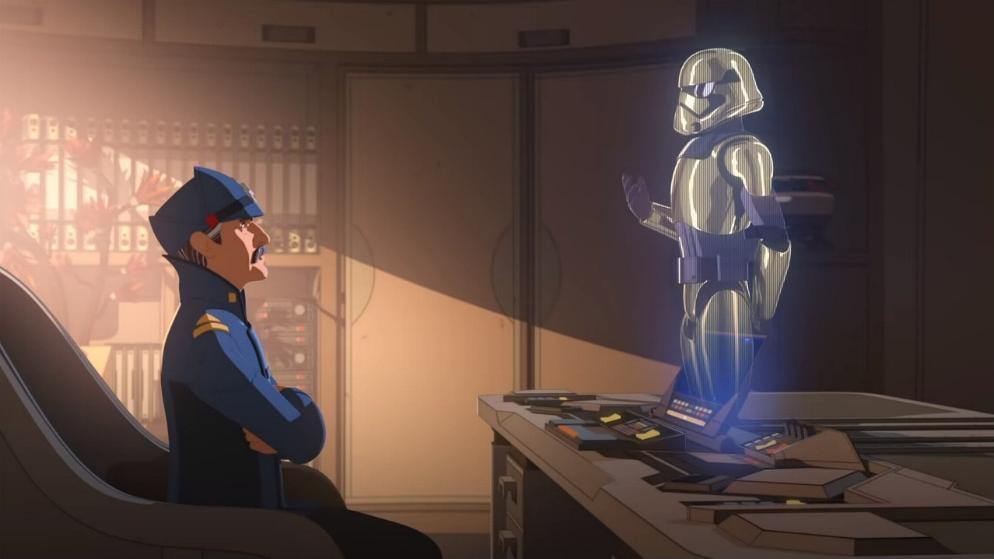 STAR WARS RESISTANCE SAISON 1 EPISODES 12 - 21 S01e1510