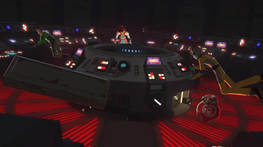 STAR WARS RESISTANCE SAISON 2 EPISODES 01 - 11 S02e0110