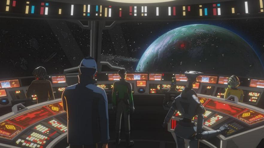 STAR WARS RESISTANCE SAISON 2 EPISODES 01 - 11 S02e0210