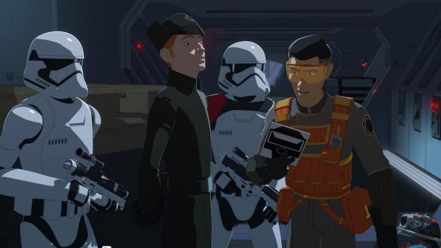 STAR WARS RESISTANCE SAISON 2 EPISODES 01 - 11 S02e1110