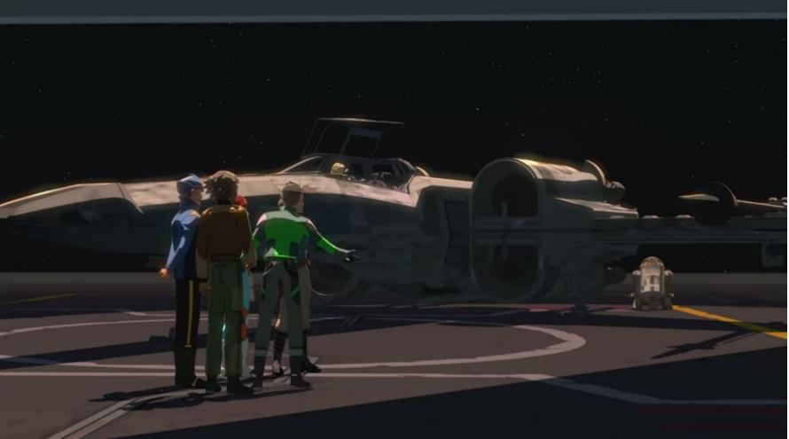 STAR WARS RESISTANCE SAISON 2 EPISODES 12 - 19 S02e1710