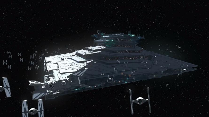 STAR WARS RESISTANCE SAISON 2 EPISODES 12 - 19 S02e1910