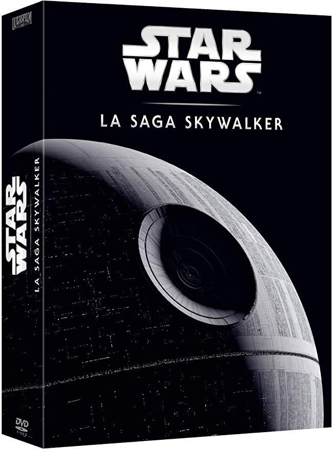 Coffret complet de la saga Star Wars en Blu-ray/4K UHD Saga_d10